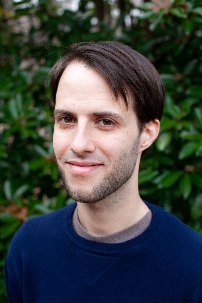 A headshot of Matthew Dunlap.