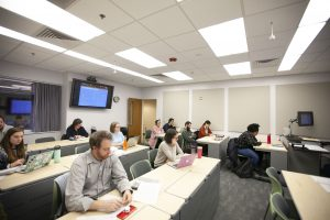 Students attending a structural equation modeling course
